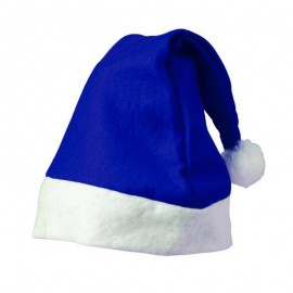 Gorro Natal Azul