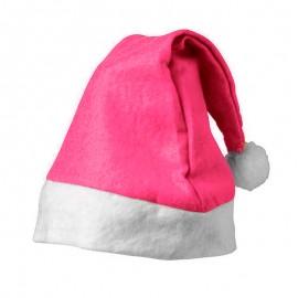 Gorros Natal Rosa Forte
