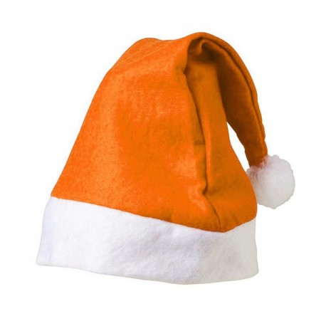 Gorro Natal Laranja