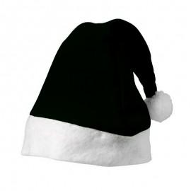 Gorro de Natal Preto